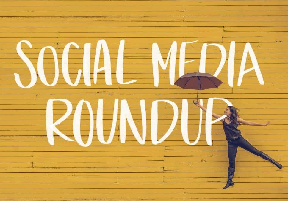 SocialMediaRoundup